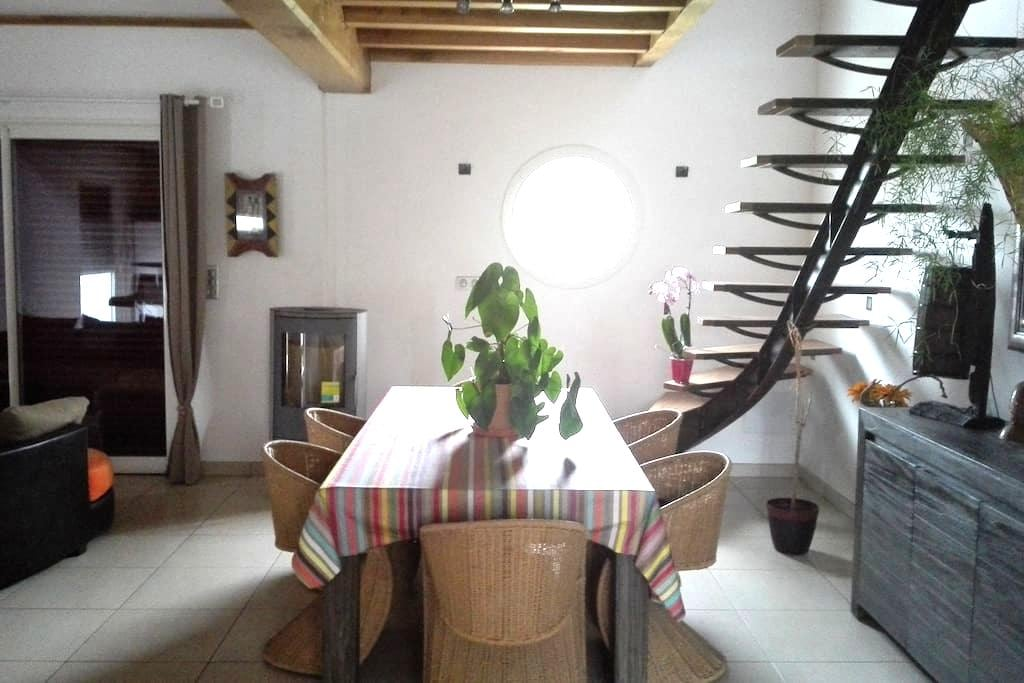 chambre privée et salle de bain - Pyrénées-Atlantiques - Talo