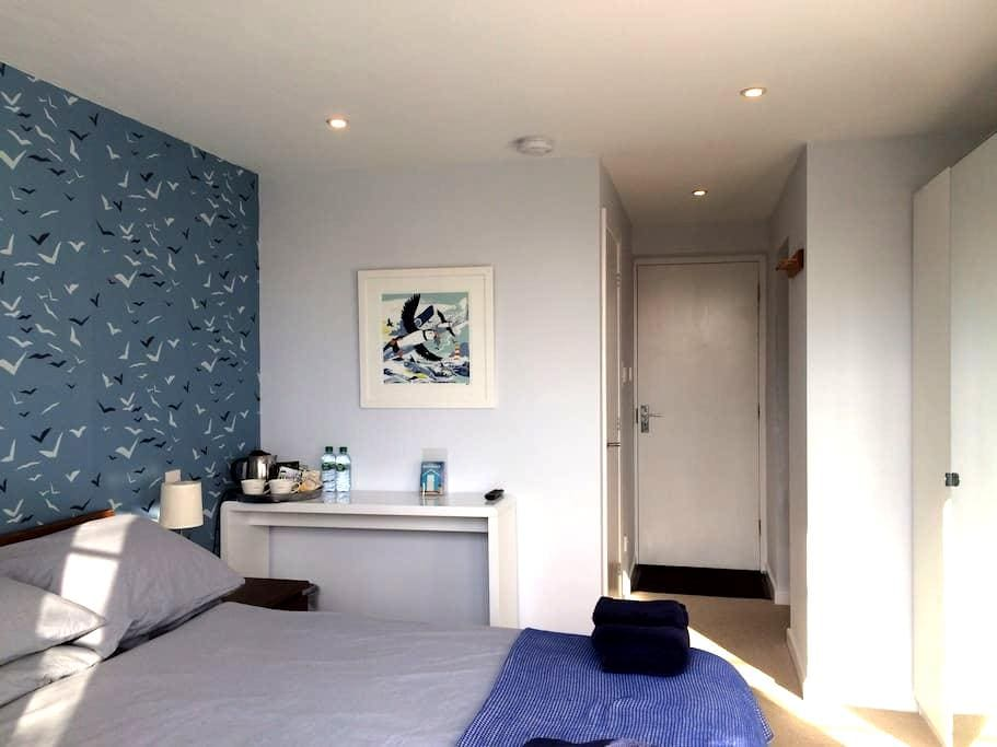 Greenside, a self contained room near Southwold - Reydon - Bed & Breakfast