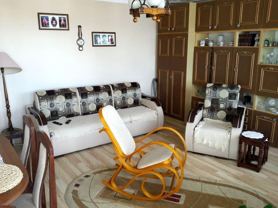 3 pokojowy apartament-Olecko Mazury - Siejnik - Apartemen
