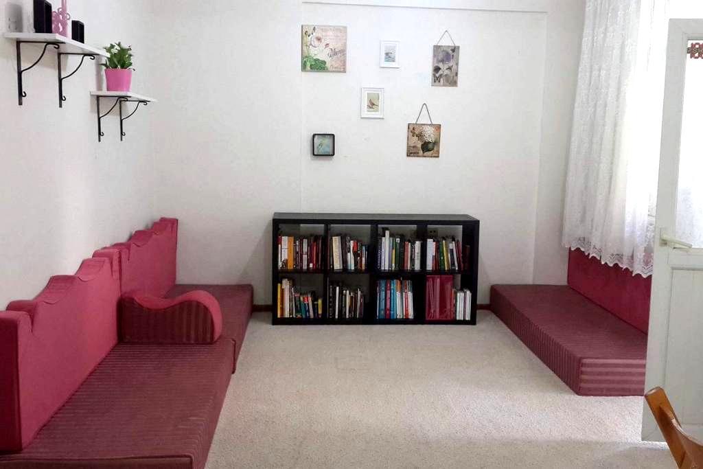 Amazing duplex house, ground floor! - Fatih - Pis