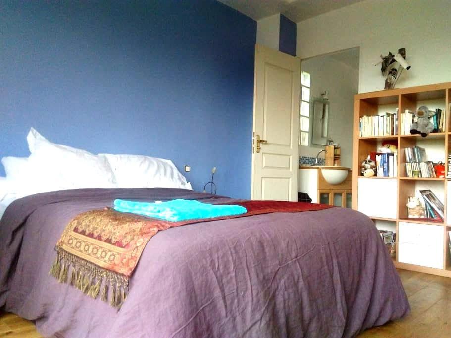 Jolie chambre dans un nid de verdure près de PARIS - Chatou - Haus