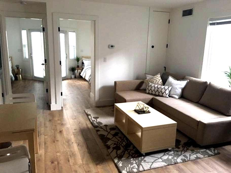 Clean Two Bedroom, Walk to Downtown - Palo Alto - Leilighet