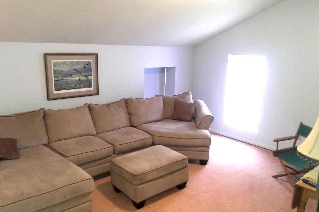 Clean, comfortable 2 bdrm Apt. Great location. - Oswego - Pis