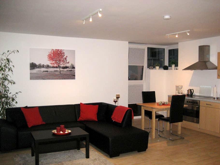 Schöne 65qm Wohnung in Wilnsdorf OT Rudersdorf - Wilnsdorf - Leilighet