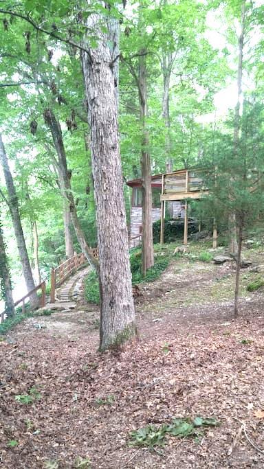 Riverside Cabin - Боулинг-Грин - Дом