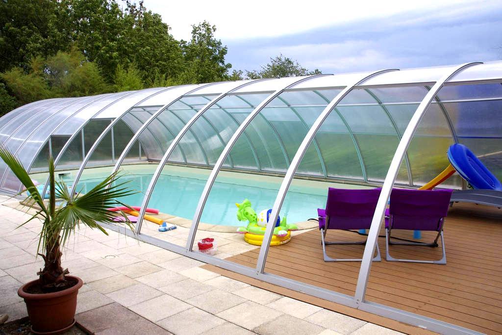 Gite avec piscine couverte à Cernay - Cernay - Byt