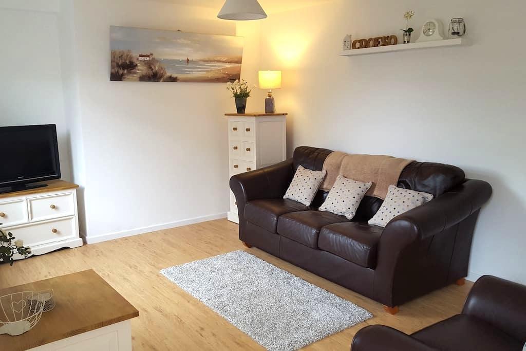 Home from home Bethel, Caernarfon, Eryri, Snowdon - Bethel - House