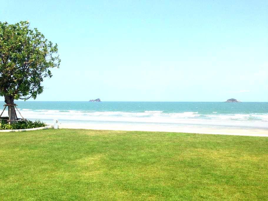 Beach front Condo for rent, Hua Hin - Nong Kae