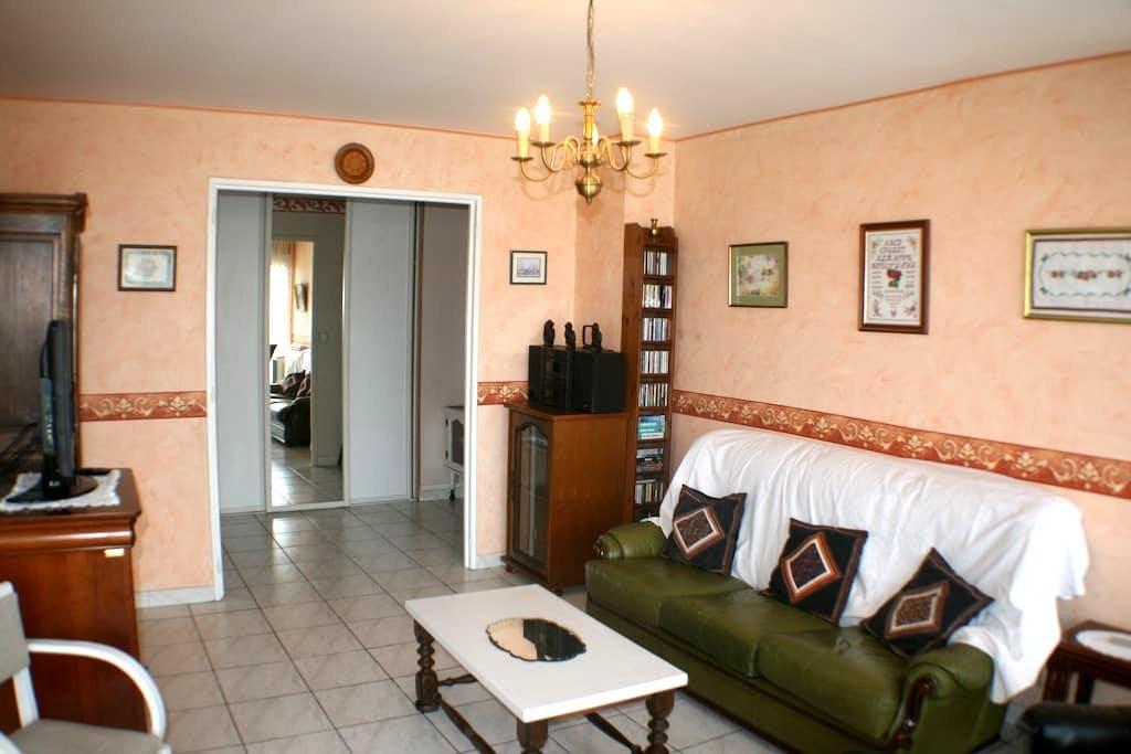 appartement 75 m2 tout confort - La Garde - Appartement