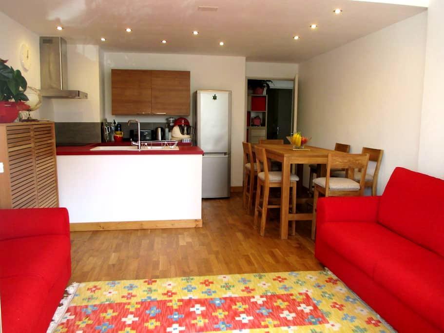 3p -50m² av terrasse 15mn de la mer - Flat 3 rooms - La Grande-Motte - Wohnung