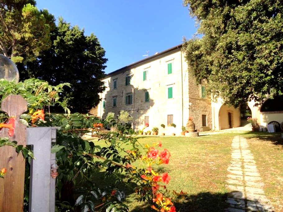 Umbria countryside - Gualdo Cattaneo - อพาร์ทเมนท์