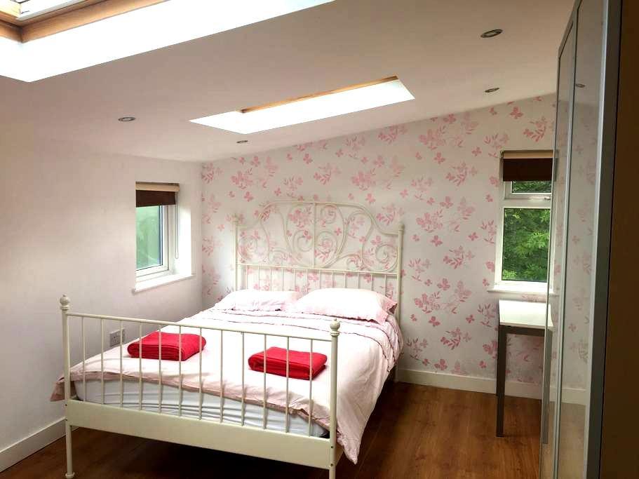 Didsbury Manchester 2 double bed appt & parking - Manchester - Apartamento