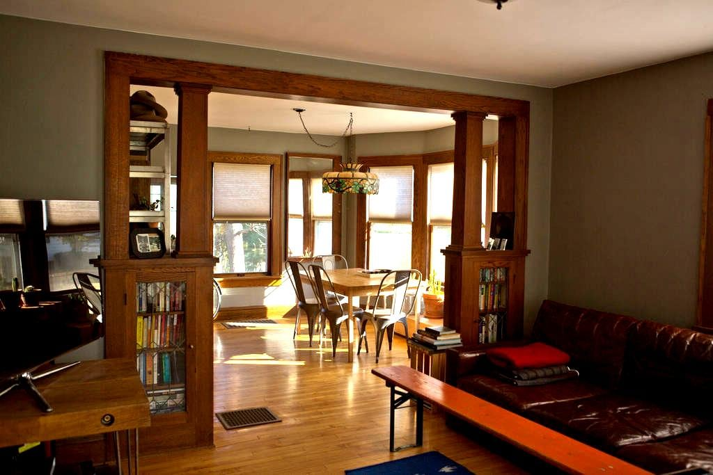 Cozy Clean House Oozing with Character - Madison