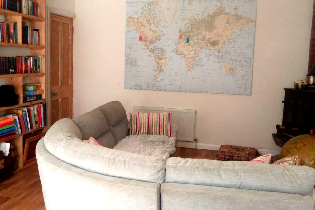 Double rooms in city centre, near the beach - Galway - House