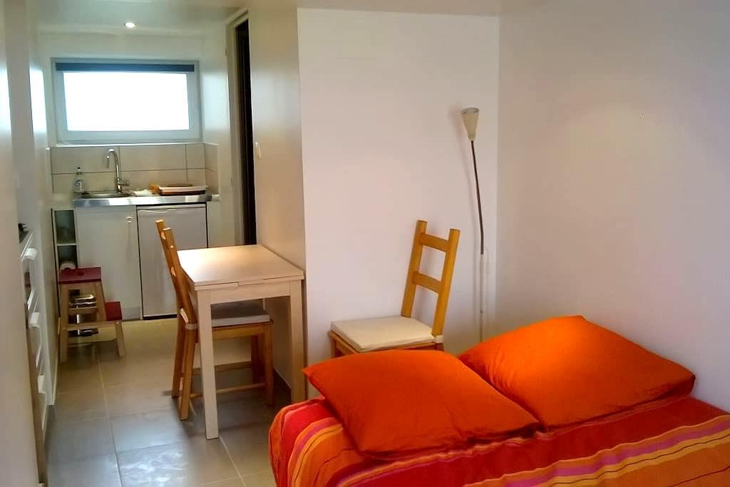 Petit studio de plain-pied près d'Obernai - Bernardswiller - Apartment