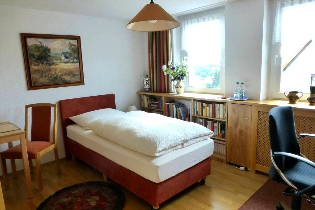 Einzelzimmer in schöner Stadtlage - Zwickau