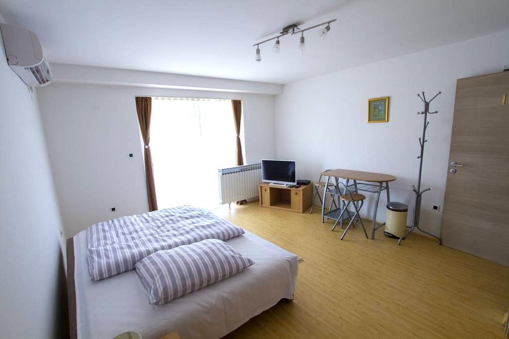 Garden Rooms Pleso 1 - Velika Gorica - Apartmen