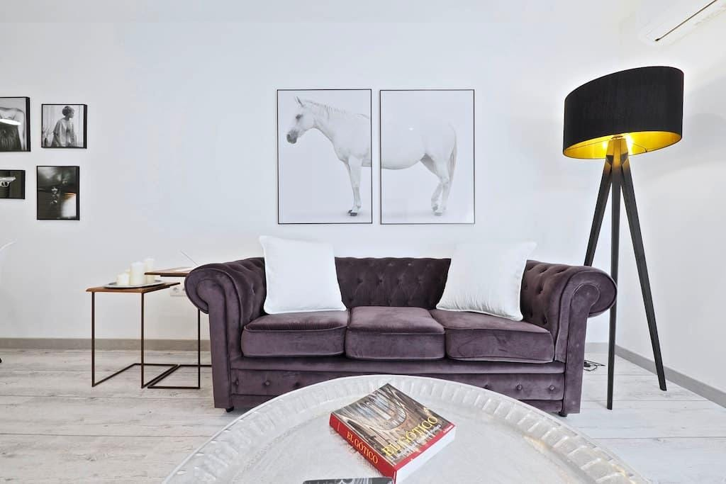 Luxury 2Br Designer Apartment - Barcelona - Daire