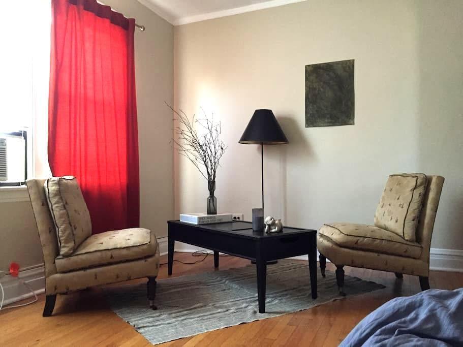 Handsome Apartment in Berwyn - Berwyn