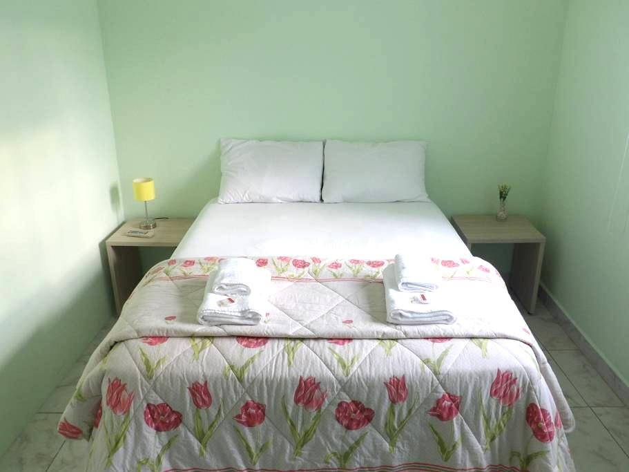 Quarto Sabiá, confortável e próximo à Unicamp - Campinas - Bed & Breakfast