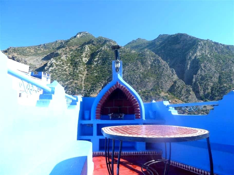 House in the Medina of Chefchaouen - Chefchaouen - บ้าน