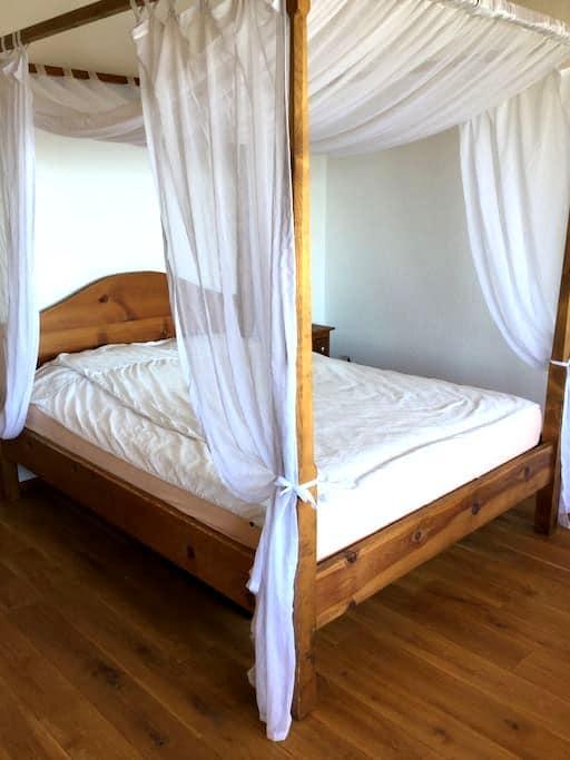 Gästezimmer mit privatem Badezimmer - Vechigen - Διαμέρισμα
