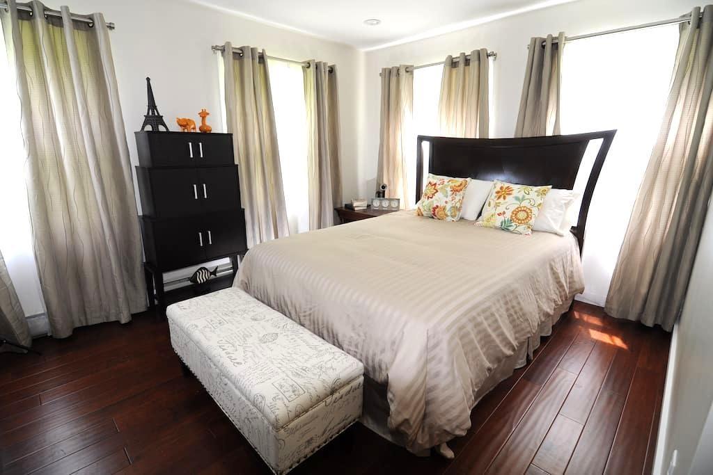 Quiet Private Lenox Apartment - Lenox - Apartment