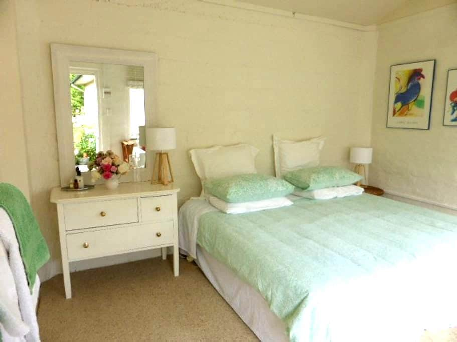 Sunny annex bedroom in Havelock Nth - Havelock North - House