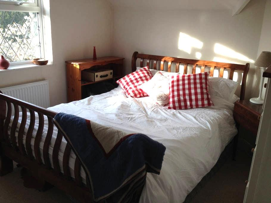 excellently situated, attractive home - Leatherhead
