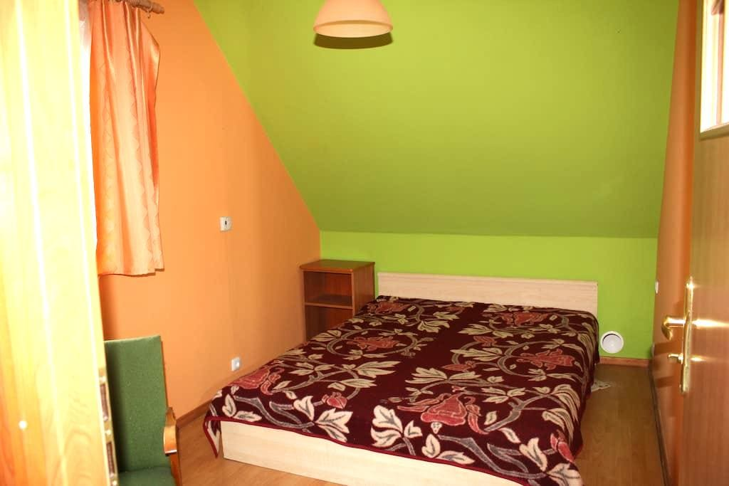 Double bed room with bathroom - Białowieża - Timeshare