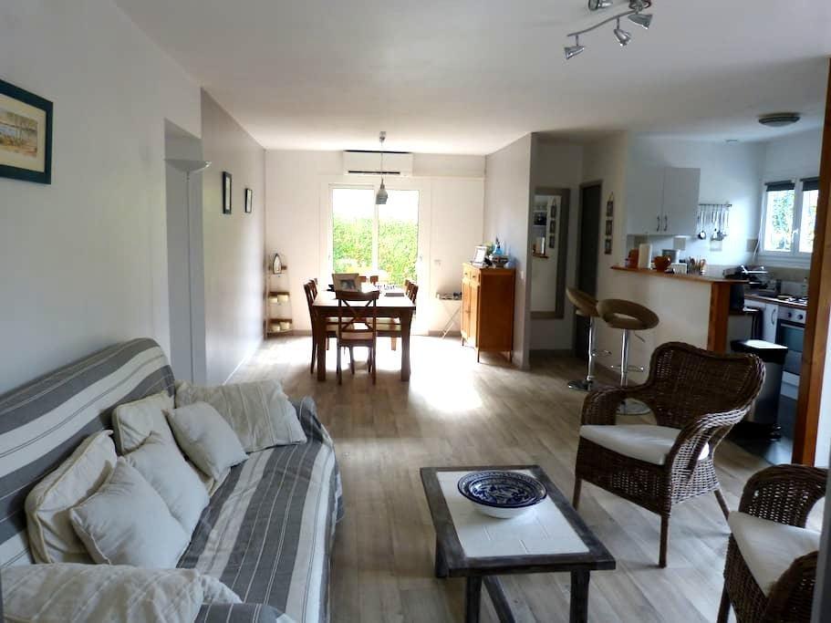 Jolie maison de plein-pied - Andernos-les-Bains - House