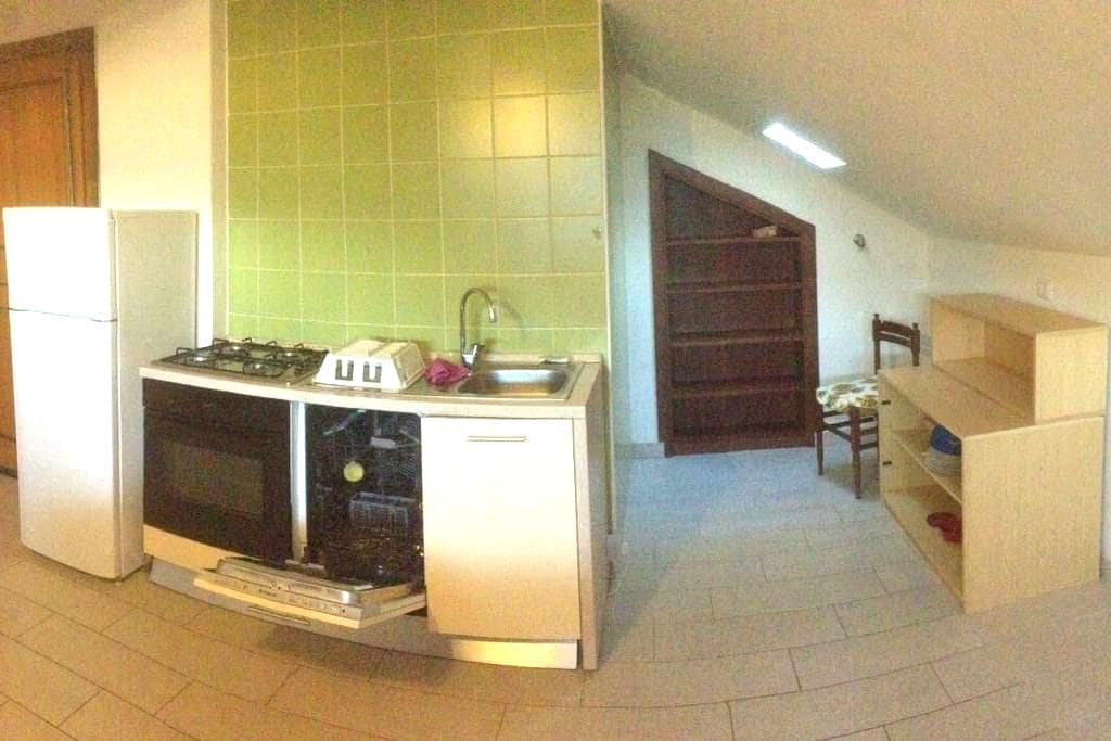 Attico in zona Torrione - L'Aquila - Appartement