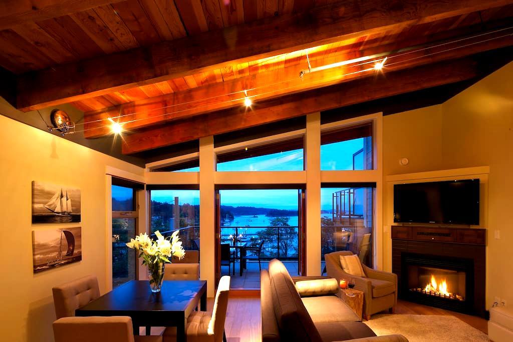 Two Bedroom Suite - Salt Spring - ソルトスプリング島