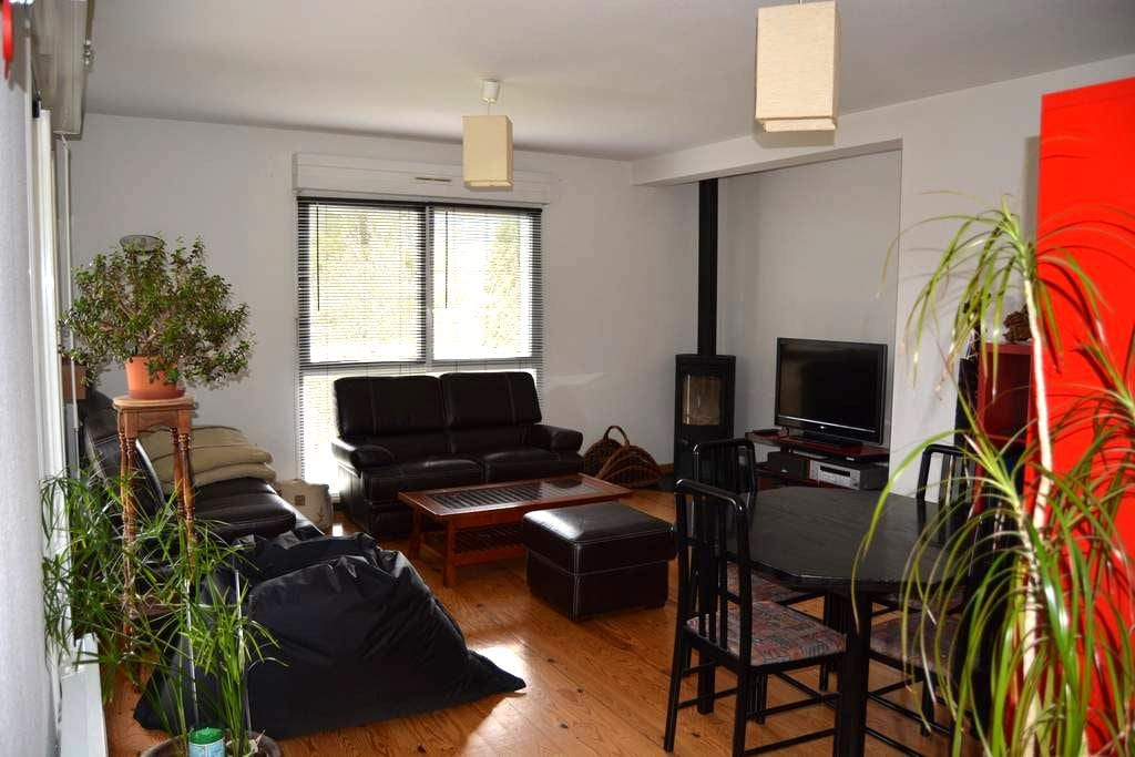 appartement avec terrasse+ parking - Ornans - Flat