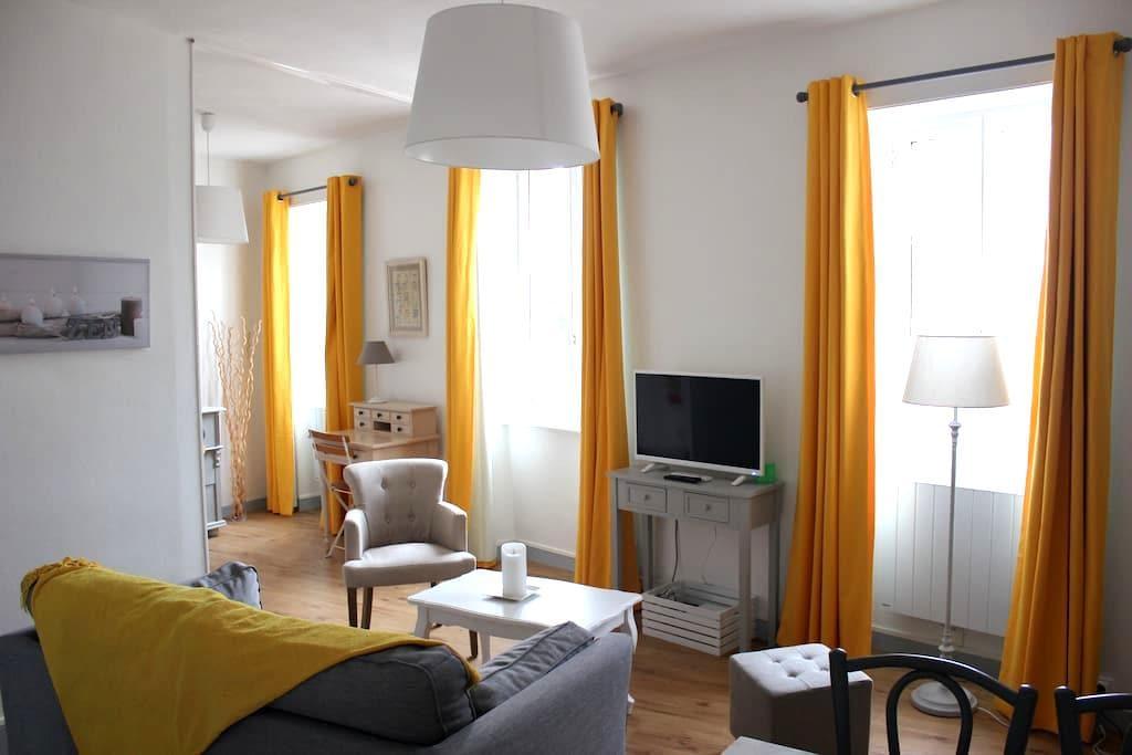 Logement de charme Quimpérois - Quimper - Lejlighed