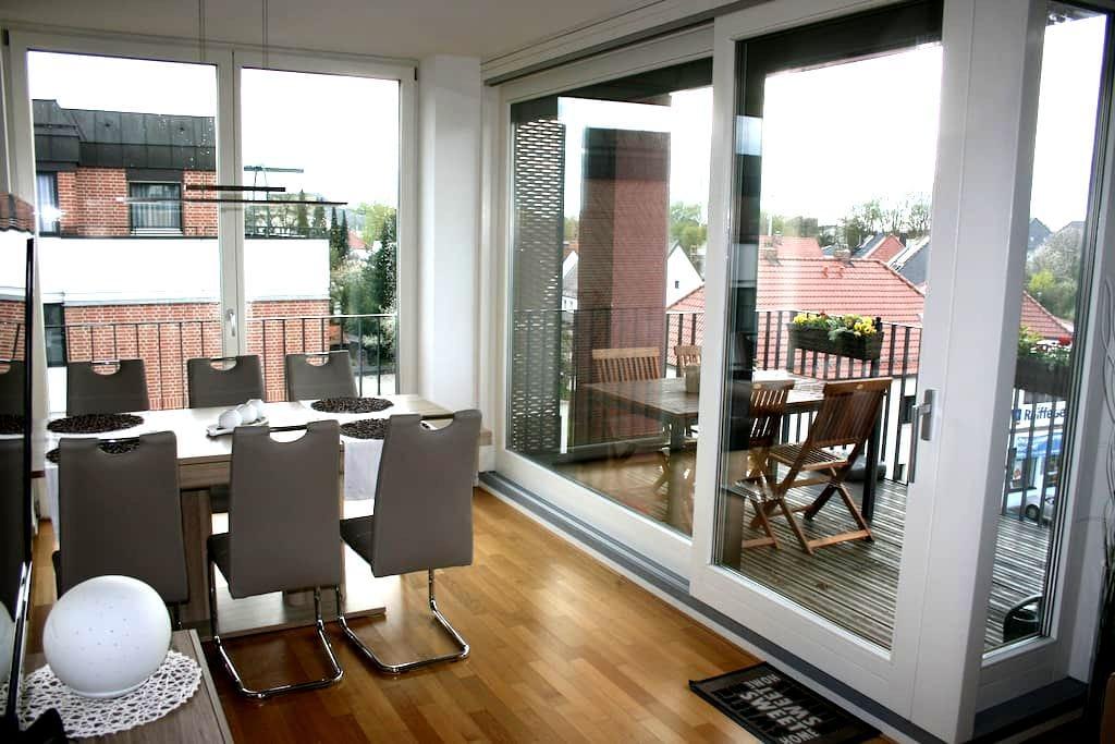 Freundliches Zimmer in 4-Zi-Wohnung - Landshut - Διαμέρισμα