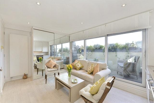 Luxury Suite Style appt in Pimlico