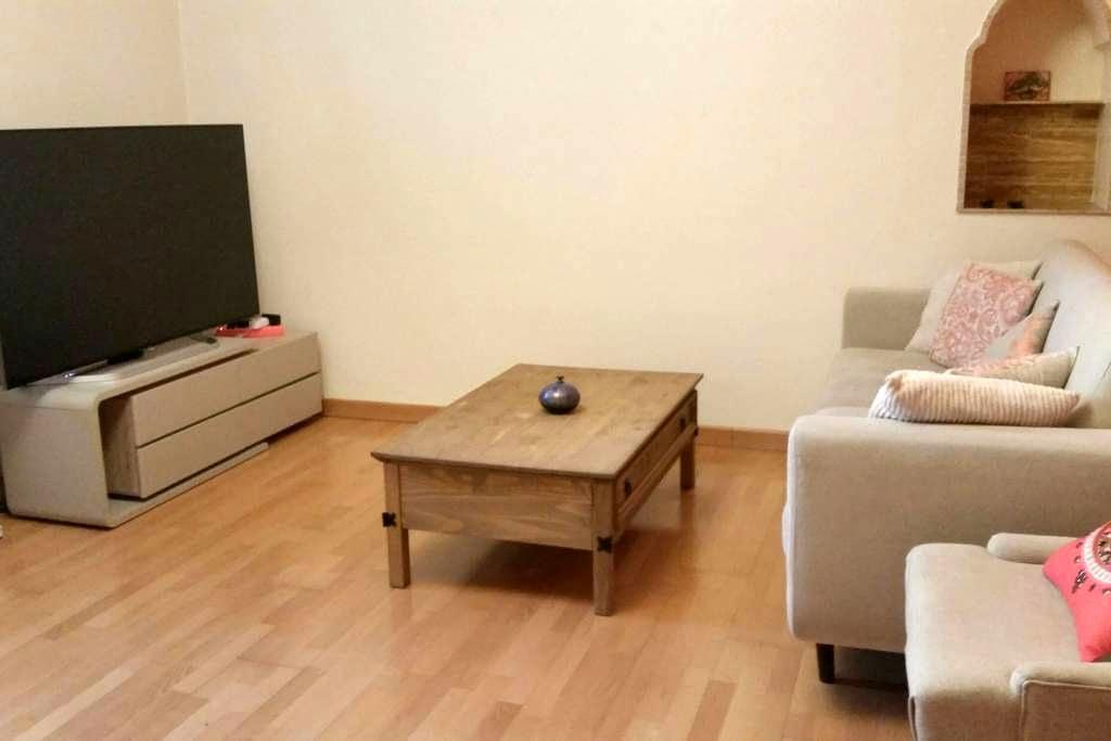 T4 75m2: 2 grandes chambres+ balcon - Pau - Apartmen