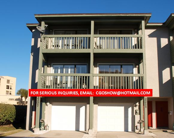 3 Bd, 3 Bth Beach House ($1800/wk)