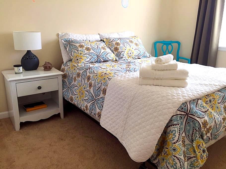 Wonderful Private Room in a Great Location - Everett - Casa