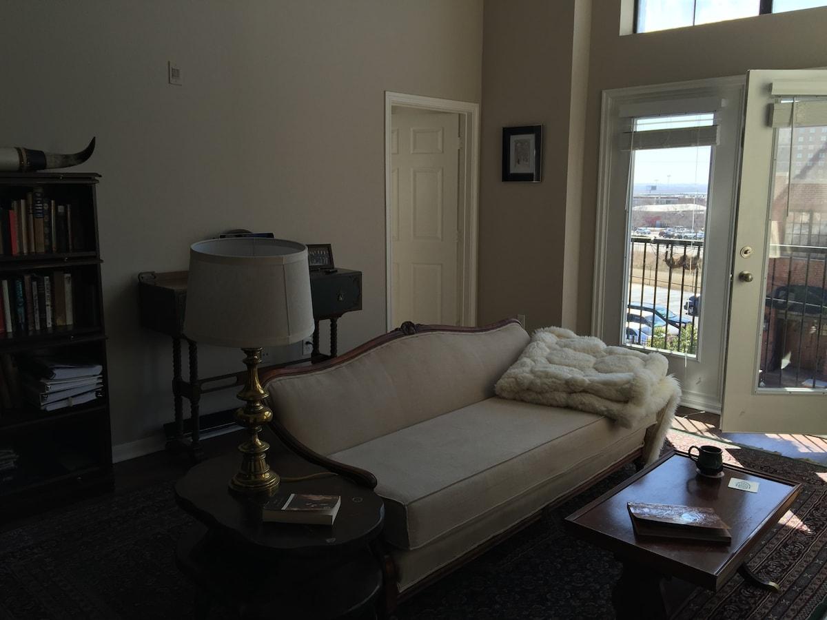 Room in Bricktown (Downtown OKC)