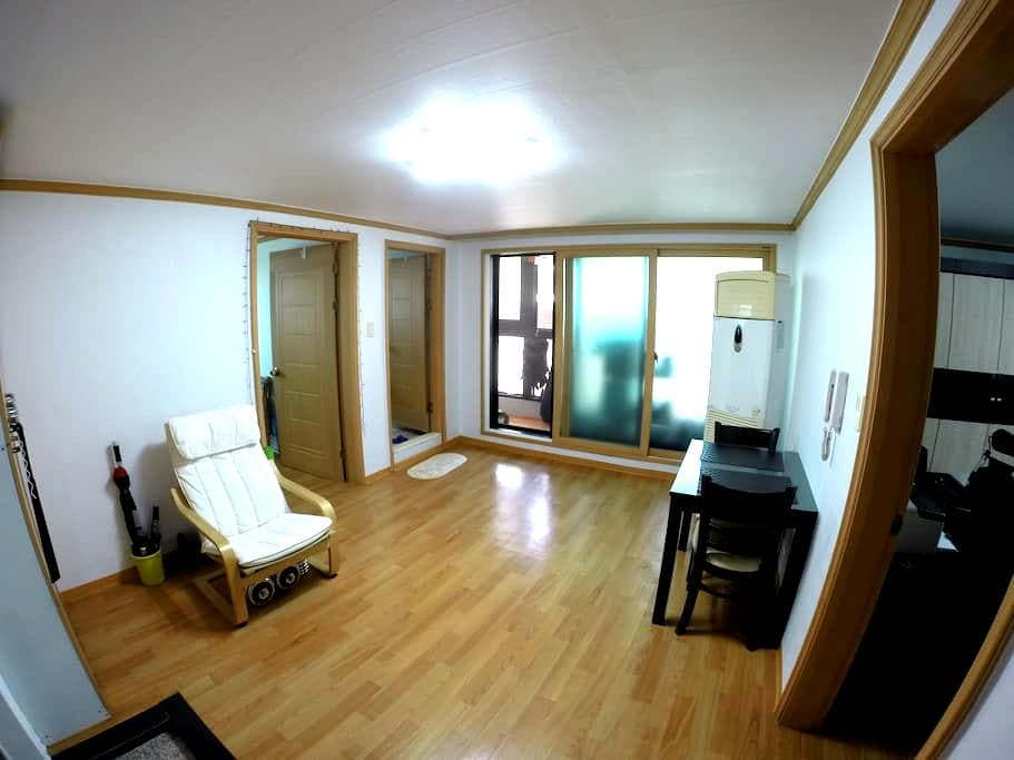 Seoul Station Entire Apartment - Yongsan-gu - Apartment