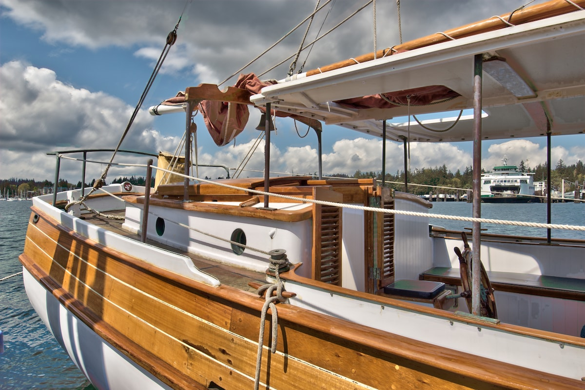 Lille Danser Sailing Charter at Poulsbo - Boats for Rent in ...