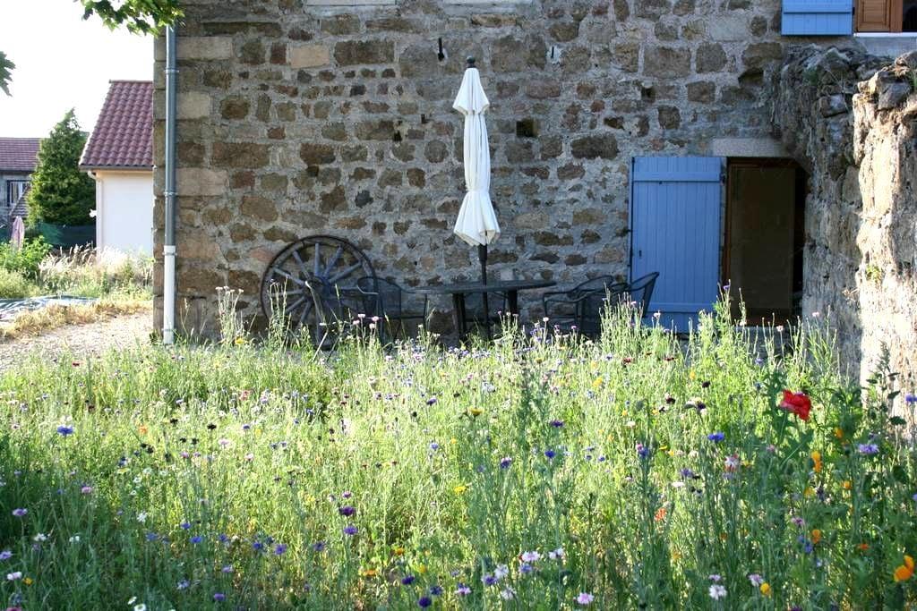 La Grange a Raucoules - Raucoules - Apartamento