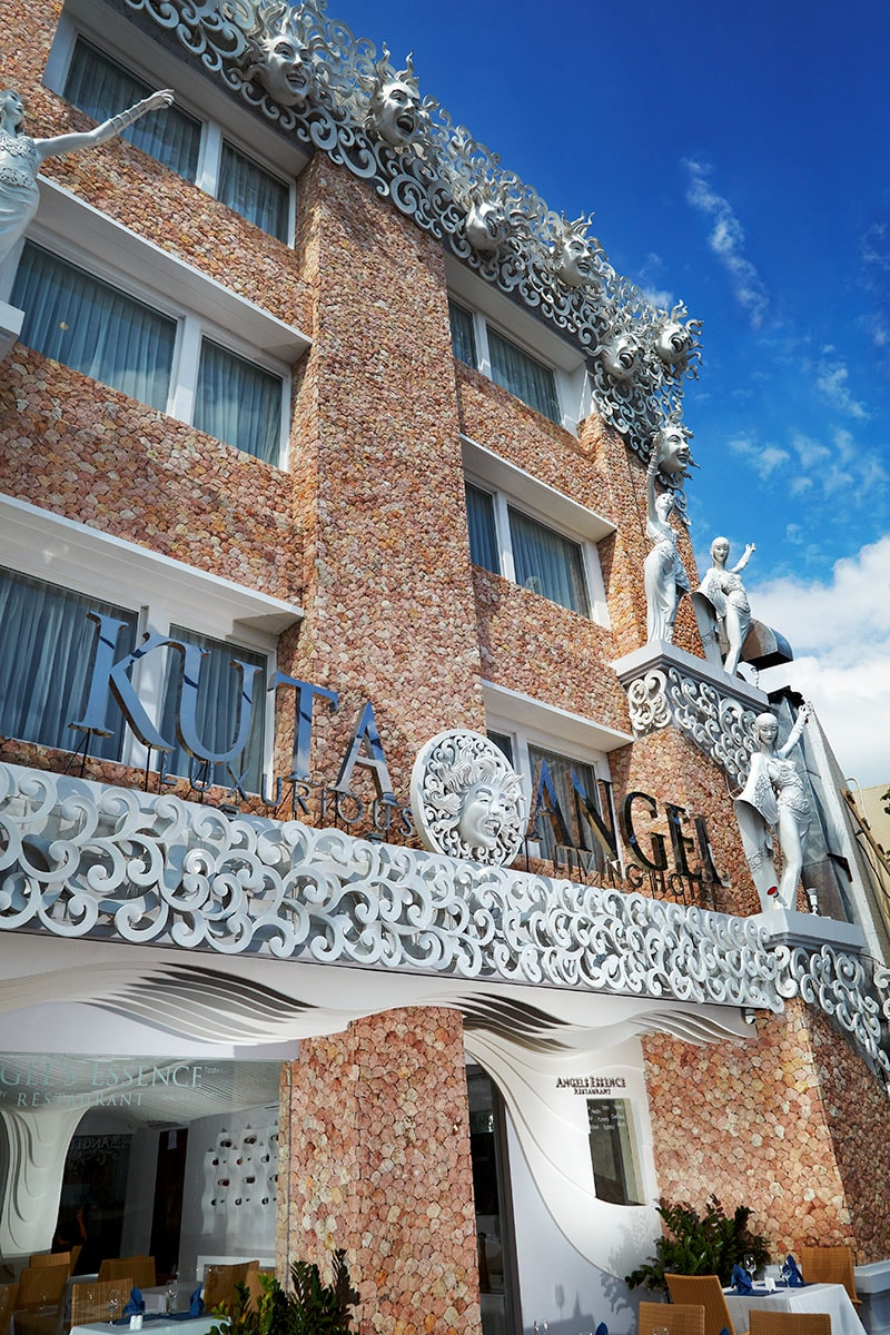 Sapphire room by Kuta Angel Hotels