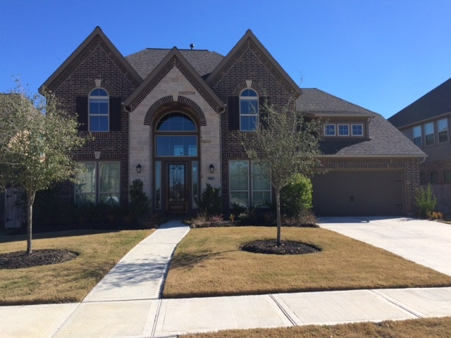 Brand New Home in Katy, Texas