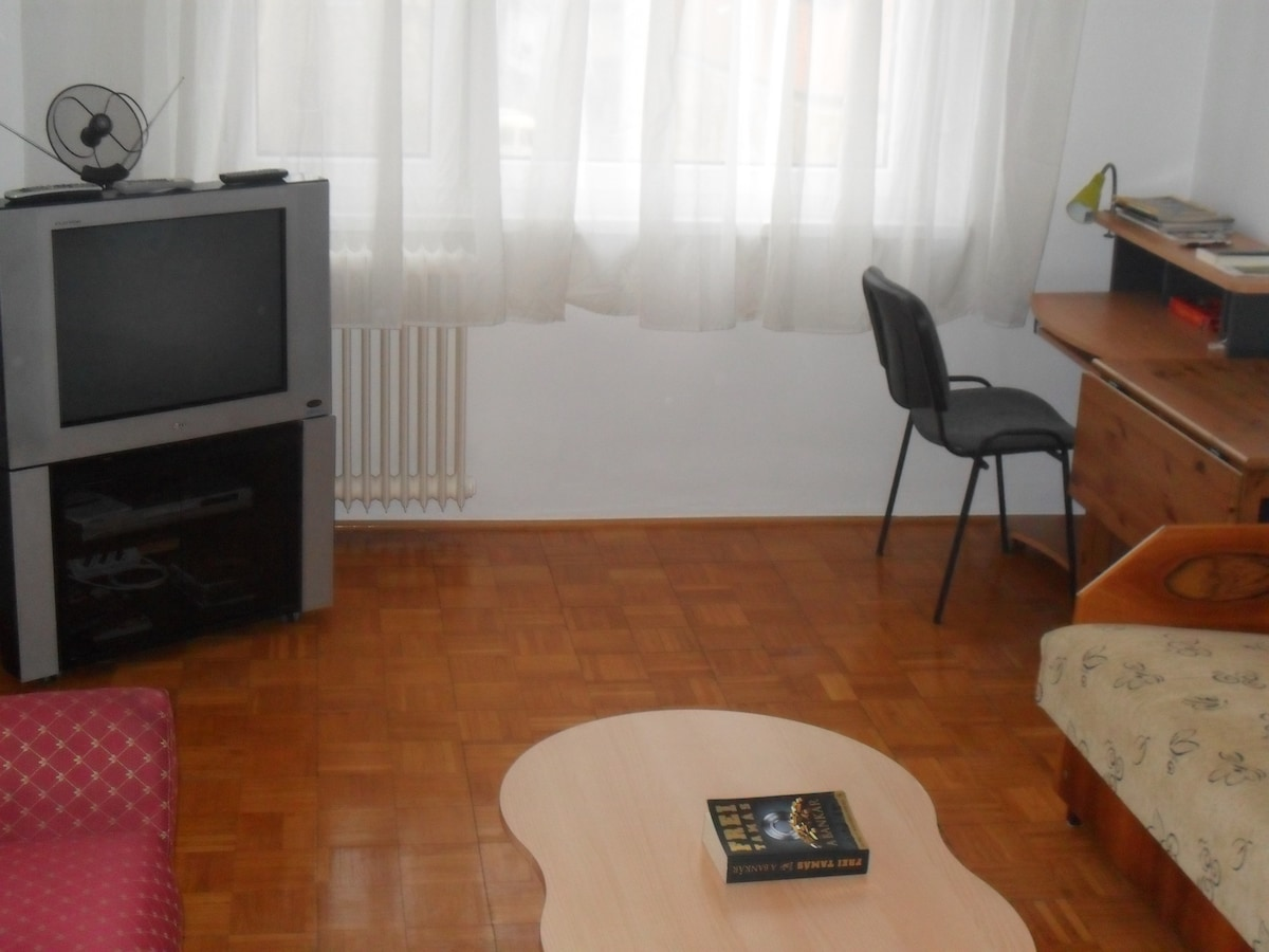 Nice and cosy apartment in Miskolc
