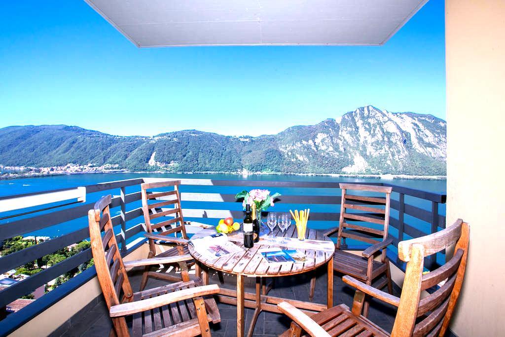 Campione Splendid Lake - Campione d'Italia - 公寓