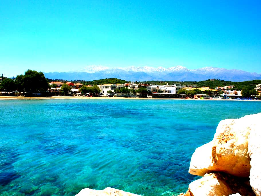 Guesthouse at the beach/Room 7. - Chania
