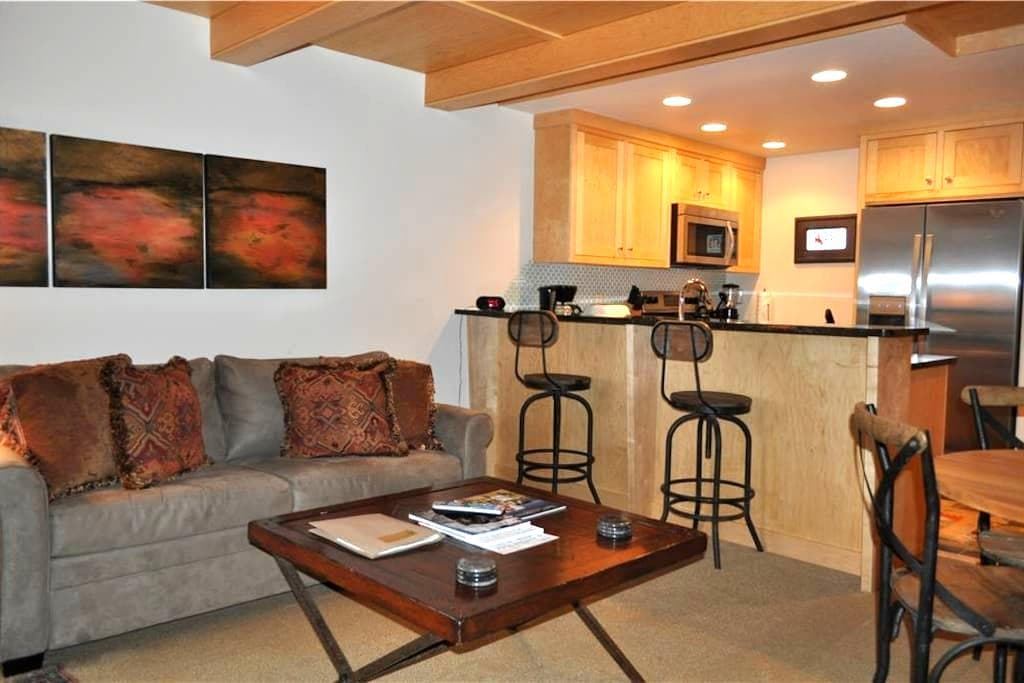 La Choumine  - 1BR Condo #6 - Teton Village - Wohnung